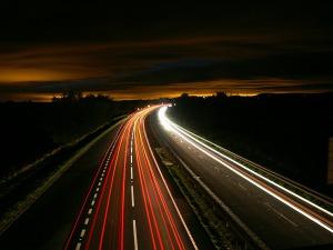 Suffolk motorway accident